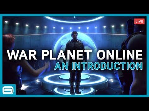 War Planet Online : An Introduction
