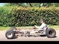 Locost Lotus 7. Testdrive 2