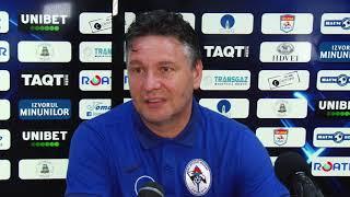 Ionut Stelescu dupa Gaz Metan Sepsi 1-1 | novatv.ro
