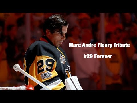 Merci Flower | Marc Andre Fleury Tribute
