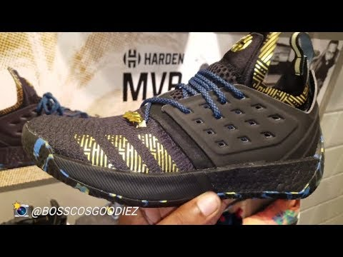 21daea8074e JAMES HARDEN S ADIDAS HARDEN VOL.2