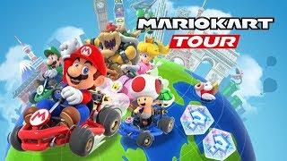 Jens Spiller: Mario Kart Tour på Android