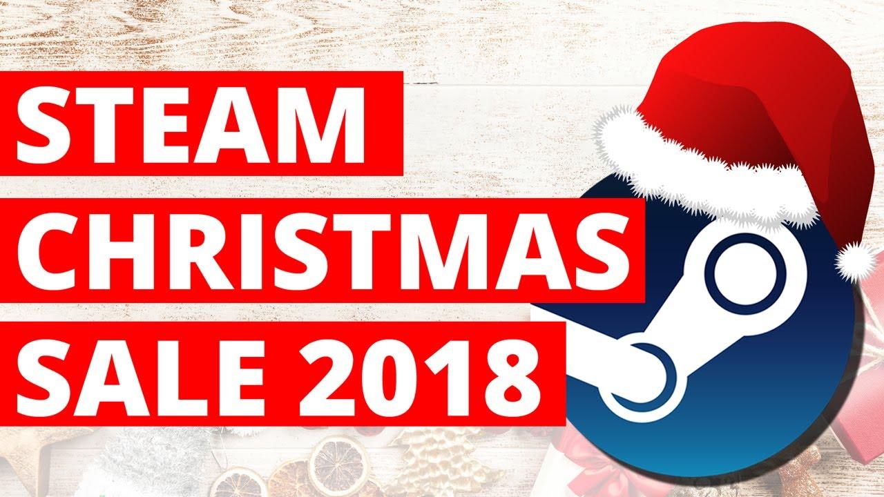 Weihnachts Sale Steam