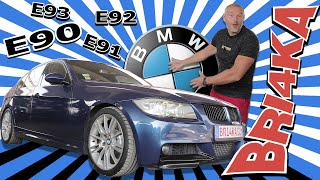 BMW 3 Series – E90/ E91/E92/E93 |Test and Review| Bri4ka.com