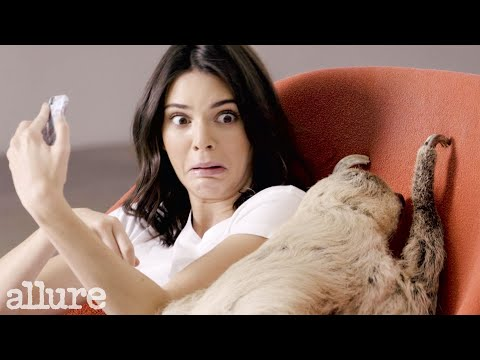 Thumbnail: Kendall Jenner Tries 9 Things She's Never Done Before | Allure