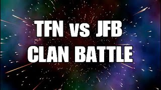 TFN CLAN BATTLE!! TFN vs JFB!!! JFB GETS SHMACKED!! (Fortnite Battle Royale)