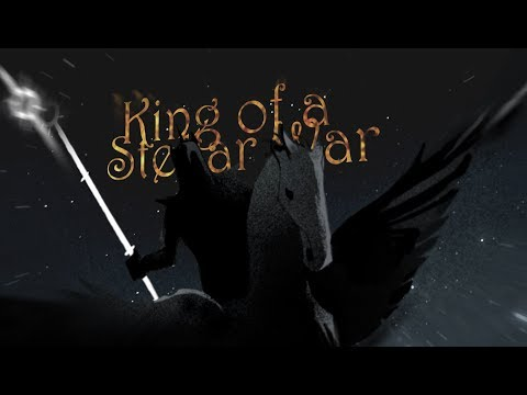 Chrysilia - King of a Stellar War (Official Illustrated Video)