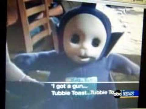 Tinky Winkey's Got a Gun - YouTube
