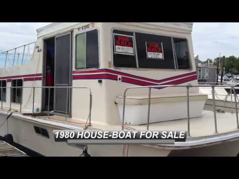 House Boat For Sale BROOKLYN