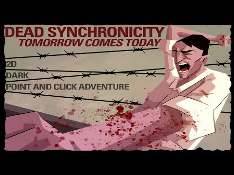 DEAD SYNCHRONICITY : TOMORROW COMES TODAY - Debut Trailer |