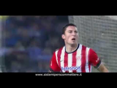 Gol Oscar de Marcos Athletic Bilbao 14.12.2014   alexu888.blogspot.com