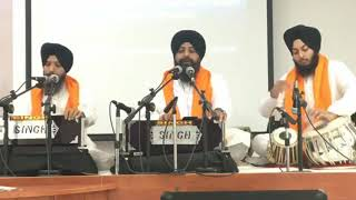 Deen Dayal Bharose Tere - Bhai Satvinder Singh Ji & Harvinder Singh Ji Delhi Wale