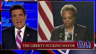 Stop the Tape! The Liberty-Sucking Mayor