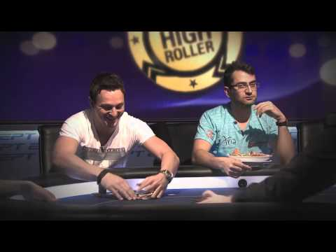 EPT 9 Monte Carlo 2013 - Super High Roller, Episode 1   PokerStars.com (HD)