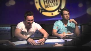 EPT 9 Monte Carlo 2013 - Super High Roller, Episode 1 | PokerStars.com (HD)