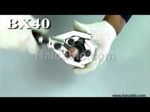 BX40 cable stripper for cable layer stripping max diameter 40mm