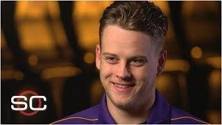 LSU QB Joe Burrow's exclusive ESPN interview ahead of matchup vs. Alabama | SportsCenter