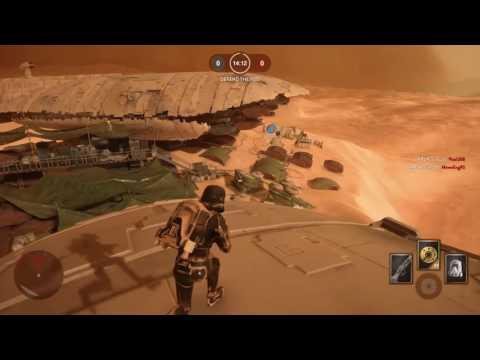 Open world Starwars battlefront
