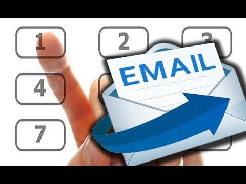 Как создать почту без номера телефона