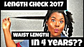 #2 LENGTH CHECK OCTOBER 2017 | Bubs Bee