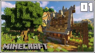 BRAND NEW WORLD!!! ► Episode 1 ► Minecraft 1.13.1 Survival Let's Play