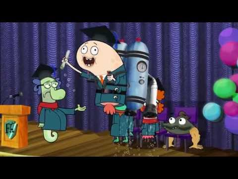 "Fish Hooks songs - ""Ring the Bell"" [Last episode]"