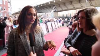 Alesha Dixon Red Carpet Britain Got Talent 2014 Thumbnail