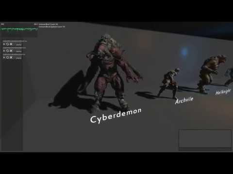 OpenGL - Skeletal Animation