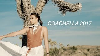 COACHELLA MUSIC FESTIVAL LOOKBOOK 2017 || Natalie-Tasha Thompson
