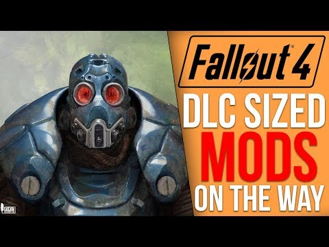 The 5 DLC Sized Mods Coming to Fallout 4 thumbnail