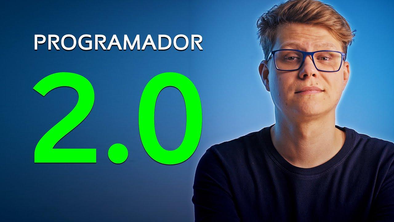 Ideia nova de carreira na Programação (profissional MUITO valorizado!!!)