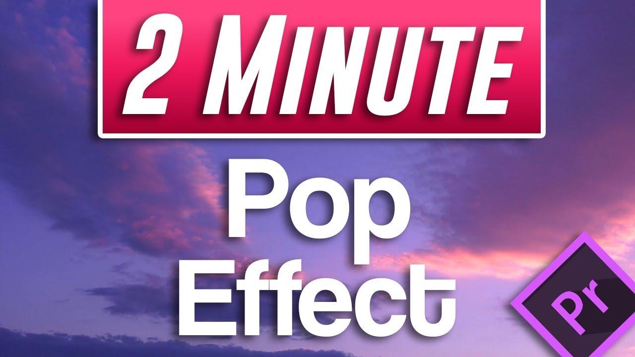 Text Pop Up Premiere Pro