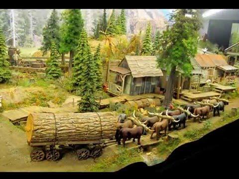 The Scale Model Miniature Museum   Odessa Florida