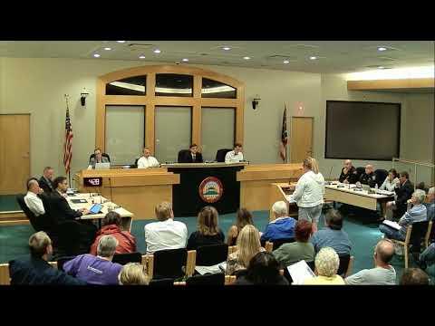 10/10/17 - Board of Trustees Meeting  -  Pt. 2
