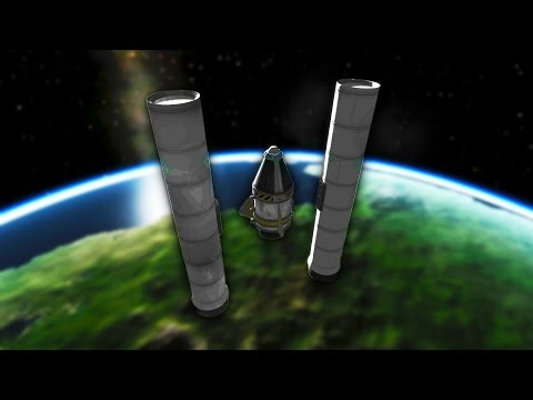SPACE BALLET | Kerbal Space Program Career #3