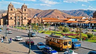 Добрался до Куско. Перу. Южная Америка.