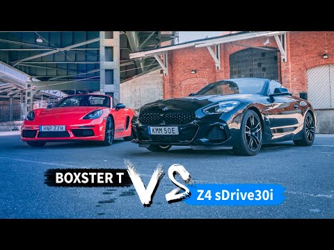 2019 BMW Z4, A Match For The Porsche Boxster T?! Find Out WHICH Is The BEST Drivers Car!
