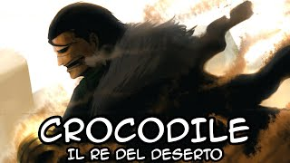 CROCODILE: Il Re del Deserto