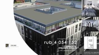 Студия апартаменты за 4 млн.руб
