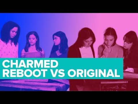 The CW's Charmed: Reboot vs Original Differences