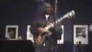 "James Ross @ Shaun Robinson (Guitarist) ""Live @ Jazz at The Bistro, St. Louis!!!"