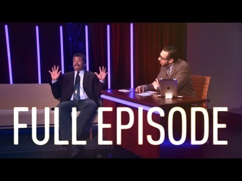 On The Verge - Dr. Neil deGrasse Tyson - On The Verge, Episode 004