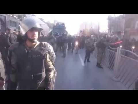 #Iran: Arrest of More Than 100 Protesters in #Mashhad