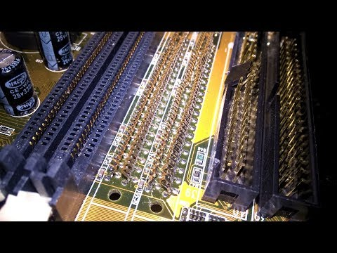 Memory slots - Gold recovery