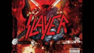 Slayer - Hate Worldwide (With Lyrics)