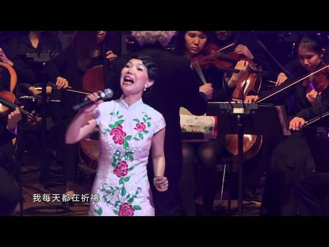 王小樹《千言萬語》 【永遠的鄧麗君_情繫40慈善演唱會】
