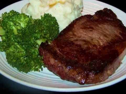 Copycat Recipes:  Longhorn Steakhouse Ribeye
