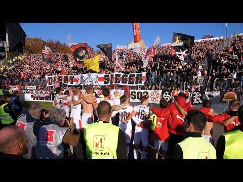 Derby! Karlsruher SC - VfB Stuttgart - 16/17 Ultras CannstatterKurveTV
