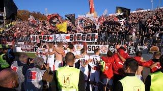 Derby! Karlsruher SC - VfB Stuttgart / KSC - VfB 16/17 Ultras CannstatterKurveTV