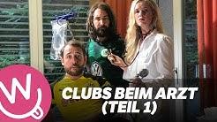 Bundesliga-Clubs beim Arzt | Teil 1